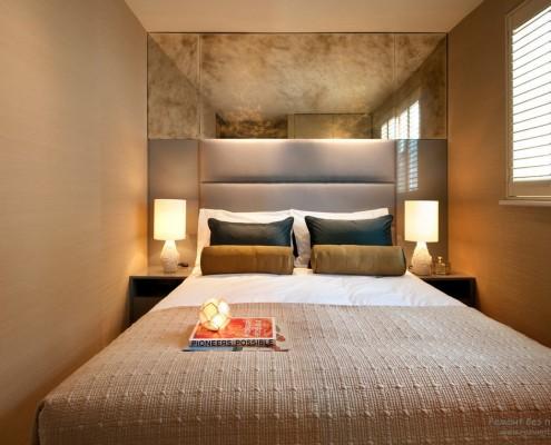 Спальня в хрущевке