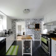 Выбор обоев для оформления кухни