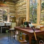 Деревянные стены: практично и красиво