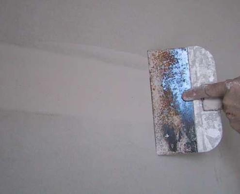 Выравнивание стен помещения