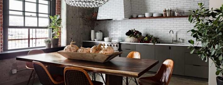 Обеденные зоны для кухни своими руками