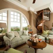 Лестница в интерьере дома – ключ к созданию эксклюзивного дизайна