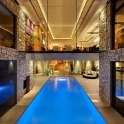 Красивые бассейны внутри дома