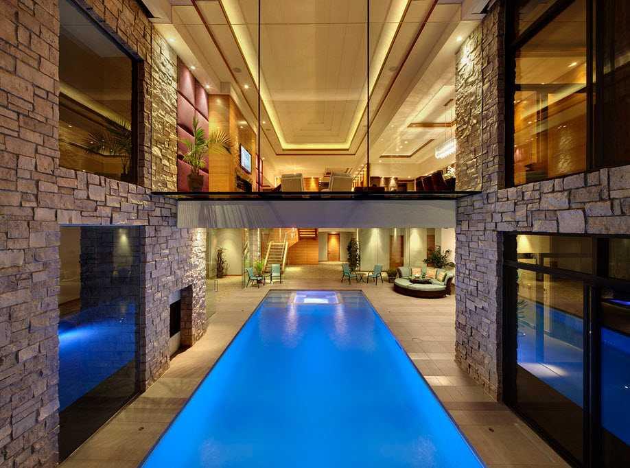 Дизайн и интерьер дома внутри