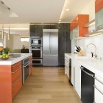 Кухня в стиле хай-тек: модно, комфортно, неординарно