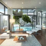 Красивые бассейны внутри домов
