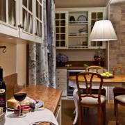 Кухня в стиле прованс: современная старина