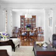 Классический стиль в интерьере комнат: дизайн и оформление квартиры и дома