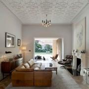 Как применяется кожа в интерьере квартиры, Необычные идеи дизайна