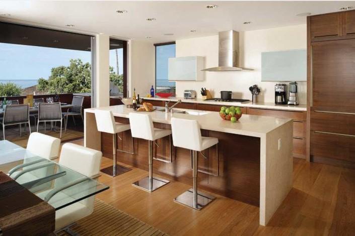 Кухня в стиле минимализм: максимальная простота для организованных людей