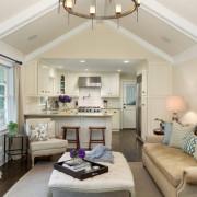 Объединение двух комнат - оптимальное решение для маленькой квартиры