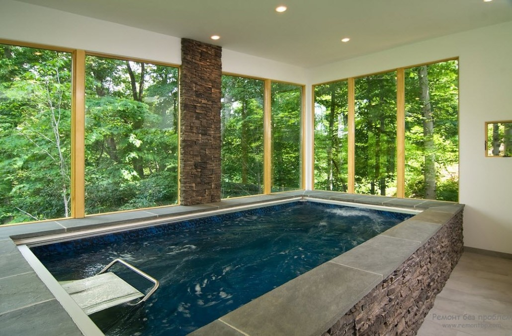 for Pool house with bathroom cost