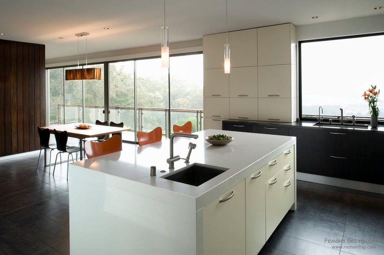 Кухонный «остров»