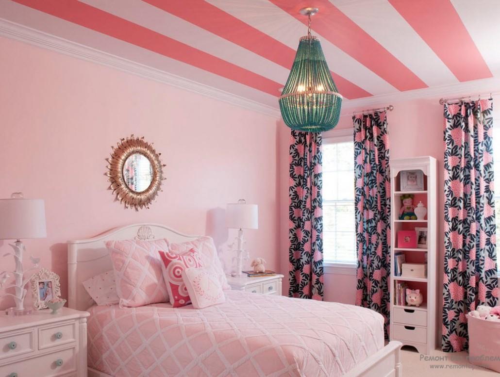 Белые комнаты для девушек фото