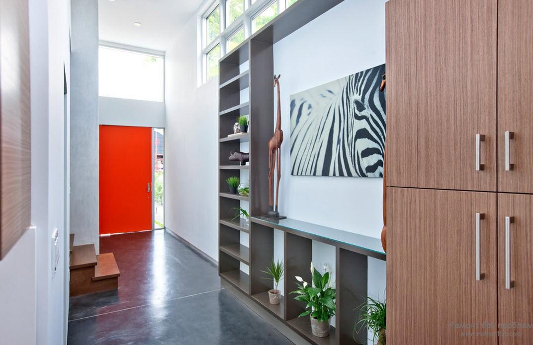 Рисунок зебра в интерьере: модные и стильные идеи принта