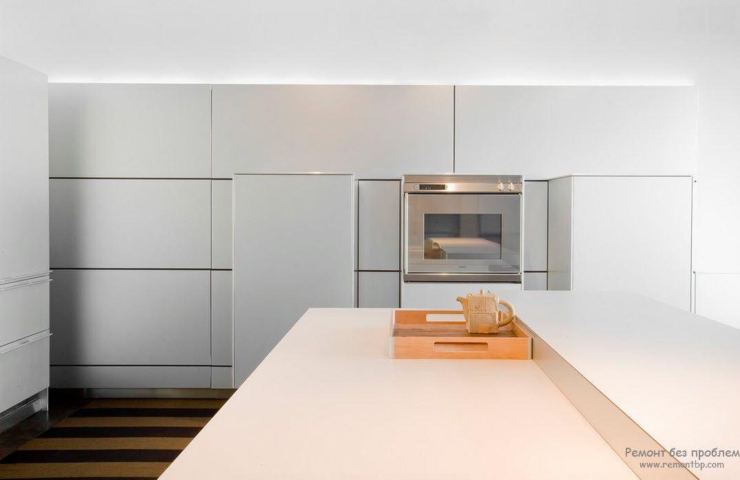 Идеальный образ кухни в стиле минимализм