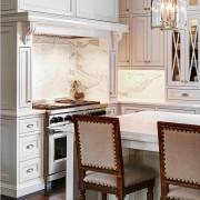 Преимущество белого в классической кухне