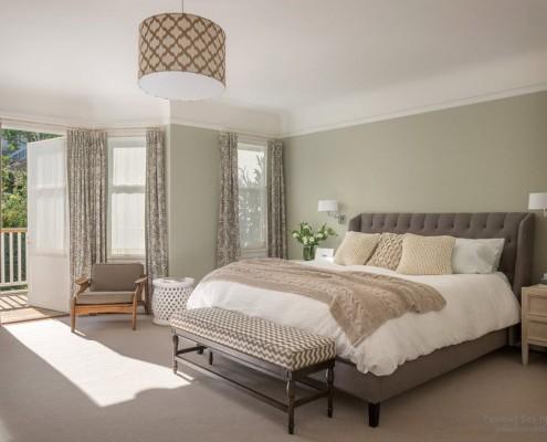 Спальня оливковая