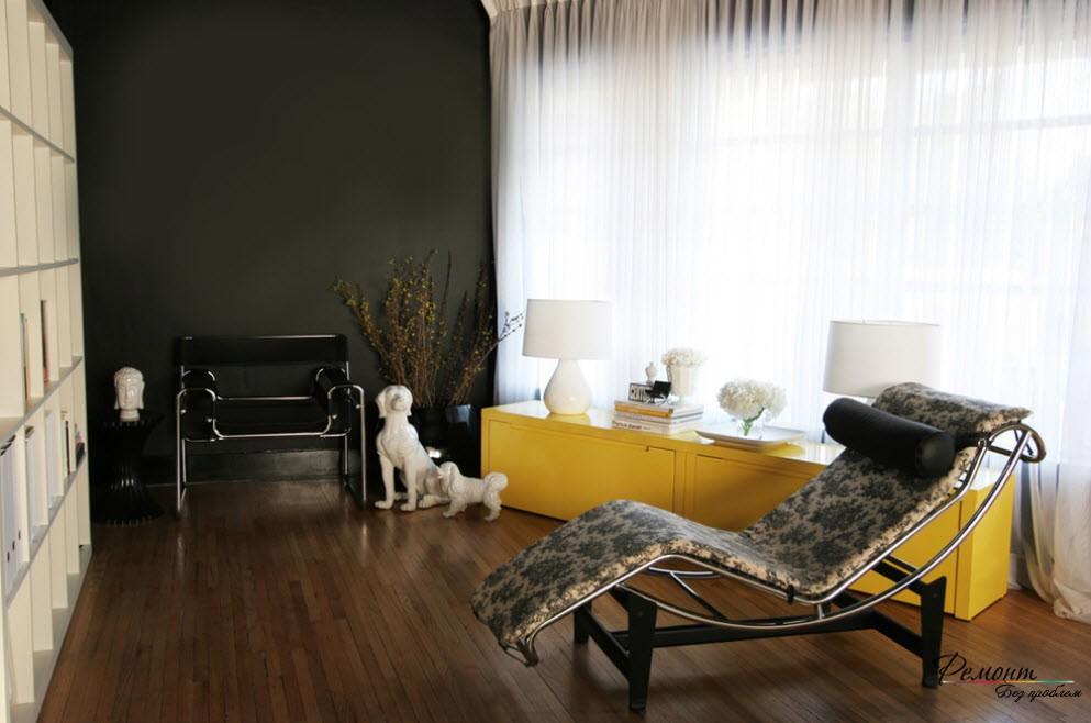 Правила сочетания желтого с другими цветами в интерьере на фото