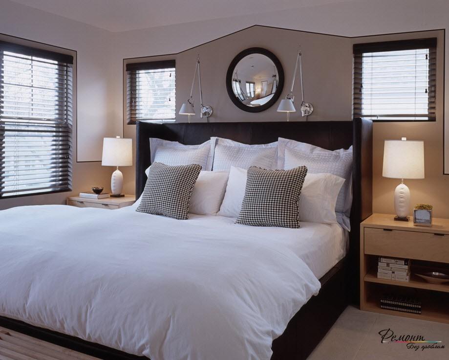 Мебель спальни в классическом стиле