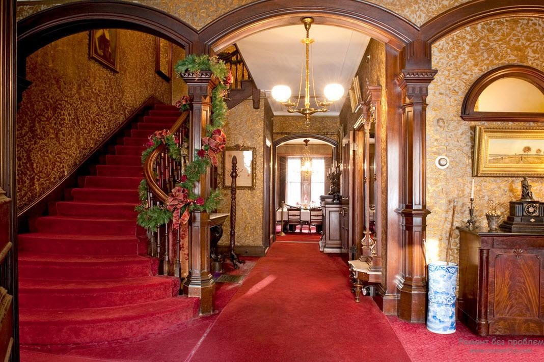 Victorian Interior Design Foyer : Викторианский стиль в дизайне интерьера Современные идеи