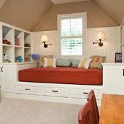 Ящички под кроватью - отличная идея экономия пространства