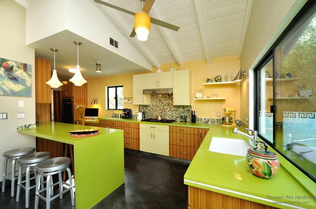 Весна на кухне