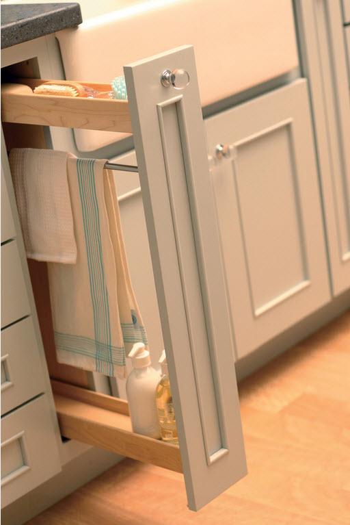 Как сделать узкий выдвижной шкаф