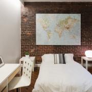 Карта на стене №2