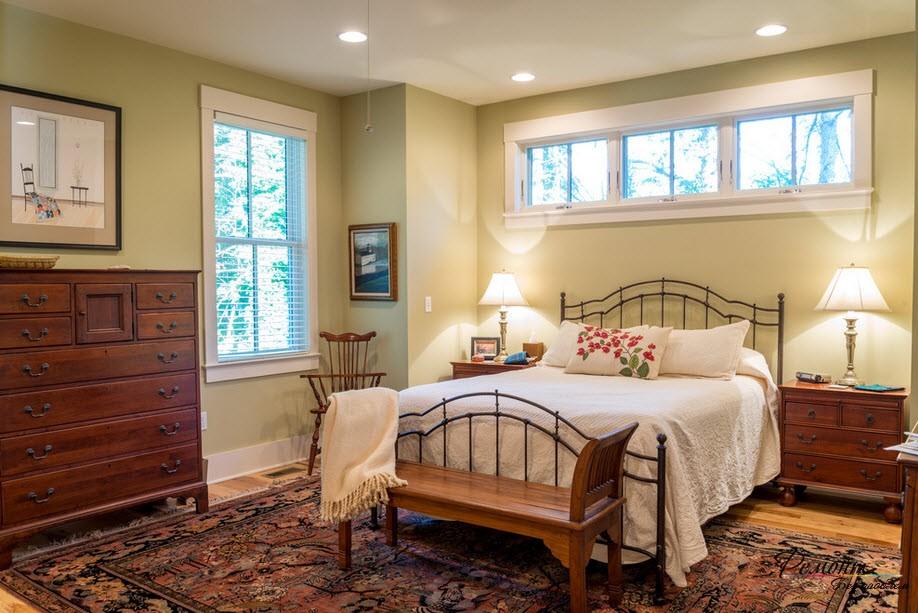 Мебель в дизайне интерьера спальни Лучшие идеи