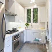 Идеальная мебель для маленькой кухни