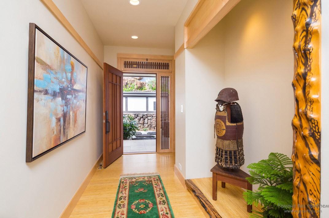 Китайский дизайн комнаты