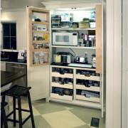 Шкаф для хранения бытовых приборов