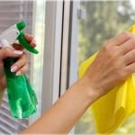 Как быстро и качественно помыть окна без разводов?