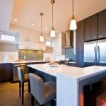 Стильные интерьеры глянцевой кухни — блеск и гламур в вашей квартире