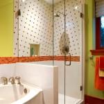 Красная ванная: энергия обольщения