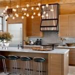 Дизайн фартука на кухне