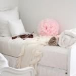 Романтика и чувственность розовой спальни