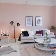 Розовая гостиная