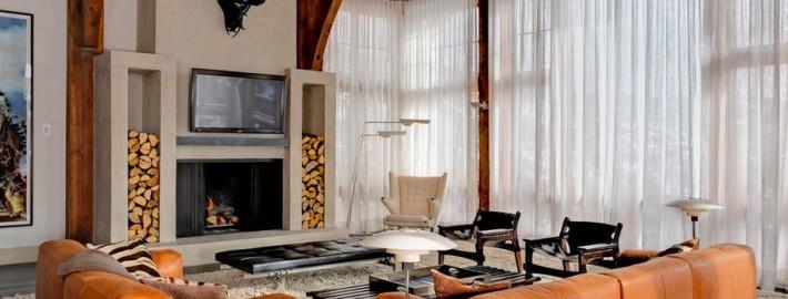 Идеальный интерьер для дома из бруса