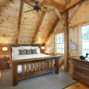 Комфорт и традиции в деревянных домах
