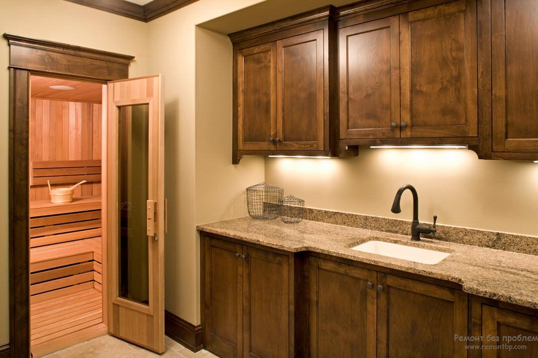 Хорошая теплоизоляция и вентиляция обеспечивают комфорт основного помещения