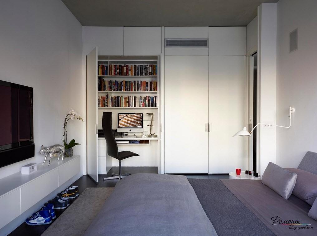 Дизайн комнаты с компьютером: где лучше разместить компьтер