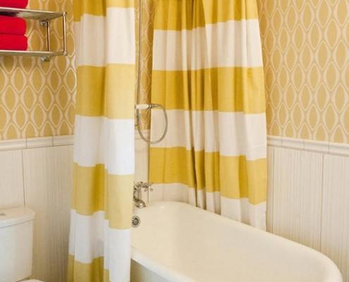 Желтый цвет в дизайне интерьера ванной комнаты, Оформляем ванную в желтых тонах