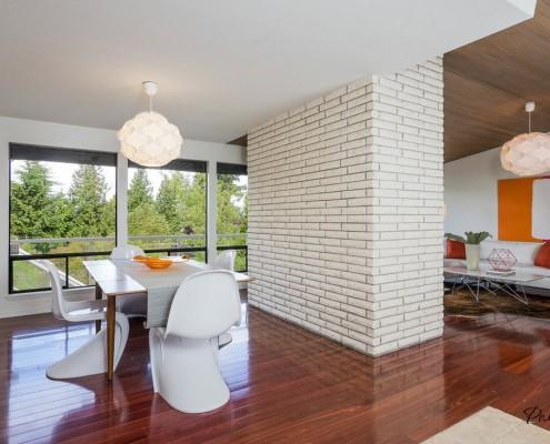 Комната, разделенная гипсокартонной конструкцией