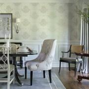 Элегантное оформление гостиной