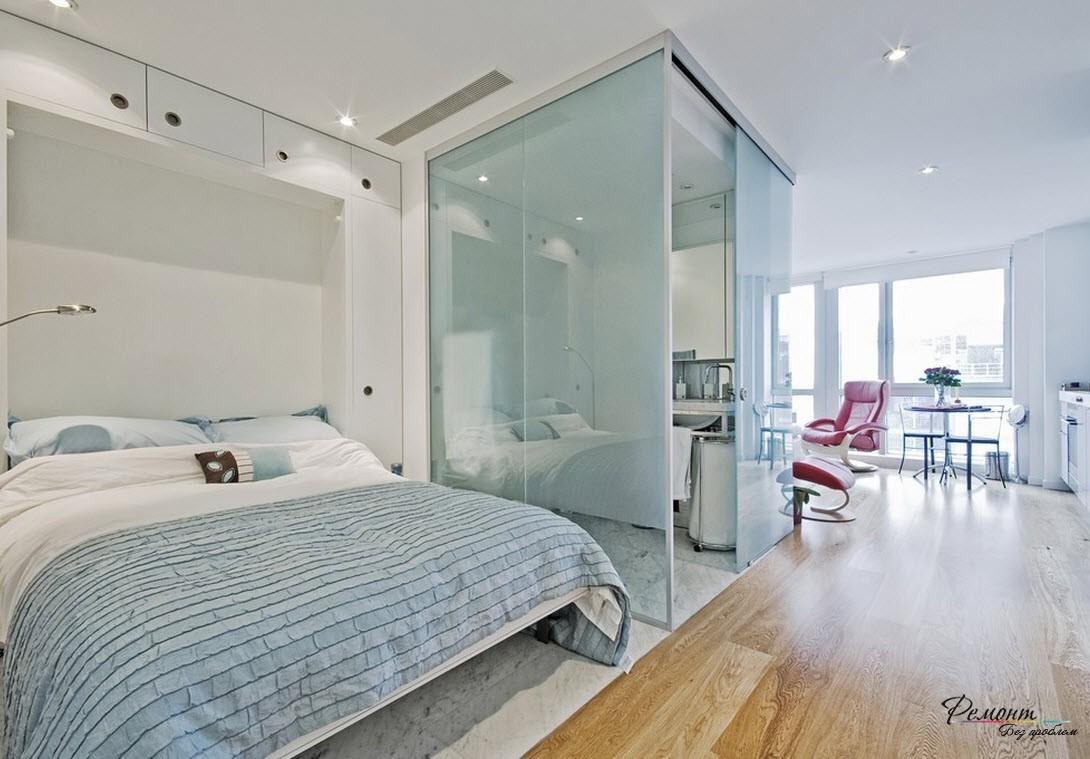 Дизайн 2-комнатной квартиры в хрущевке: варианты