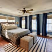 Правила сочетания синего цвета в дизайне интерьера: выбор тона и палитры