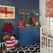 Как красиво украсить стены в детской: идеи для дизайна интерьера на фото