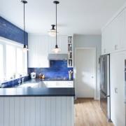 Оформление освещения на кухне